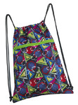 COOLPACK  worek na obuwie GEOMETRIC SHAPES A207