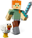 Minecraft figurka Alex