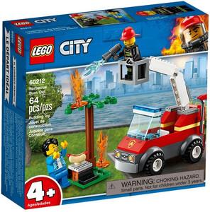 Lego Strażacy Remiza