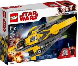 LEGO Star Wars 75214 Jedi SF Anakina