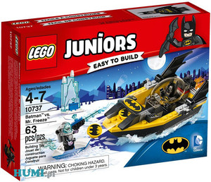 LEGO 10737 Juniors Batman kontra Mr. Freeze