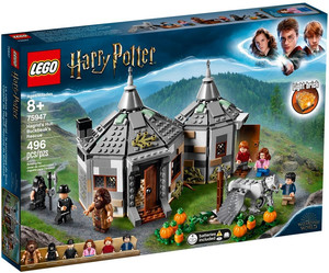 Klocki LEGO 75947 Chatka Hagrida Harry Potter