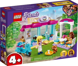 LEGO Friends 41440 Piekarnia W Heatlake City