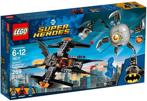 LEGO 76111 Batman Pojedynek z Brother Eye
