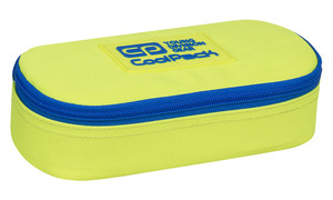 COOLPACK piórnik CAMPUS NEON YELLOW A459