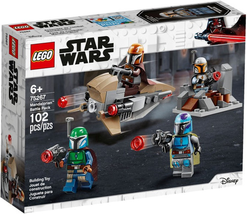 Klocki LEGO 75267 Mandalorian Battle Pack STAR WARS