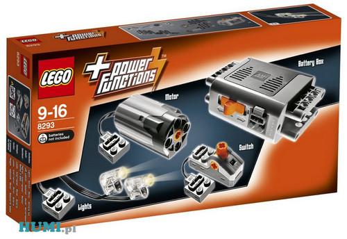 Lego Technic 8293 Silnik światła Power Function Humipl