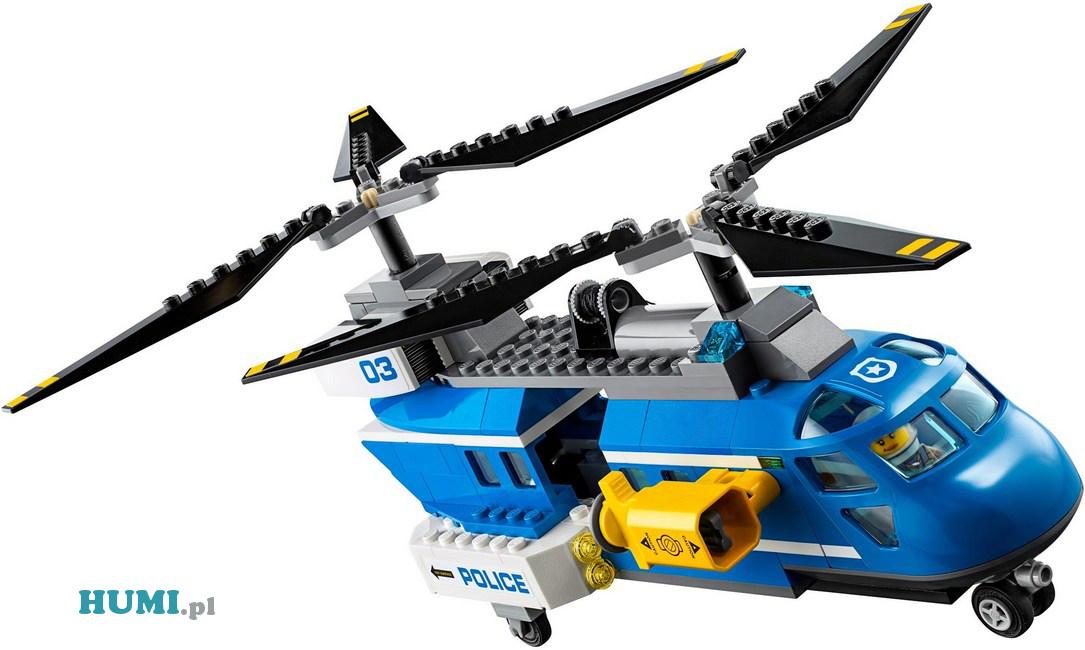 Lego 60173 Aresztowanie W Górach Górska Policja Humipl